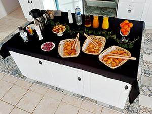 Séminaires et stages repas